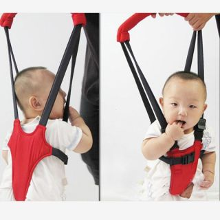 Harness Strap Keeper Infant Walk Assistant Walking Wings Red