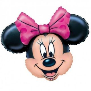 Mouse XXL 34 Happy Birthday Baby Shower Balloon Disney Mickey
