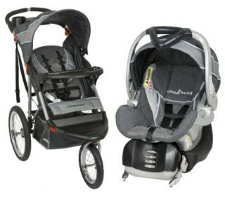 baby trend jogger baby travel system millennium brand new. Black Bedroom Furniture Sets. Home Design Ideas