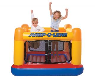 PLAYHOUSE JUMP O LENE INFLATABLE CHILD TODDLER BOUNCER JUMPER BALL PIT