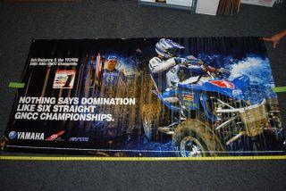 Yamaha YFZ450 YFZ 450 Ballance Banner Sign Display Flag Sport ATV