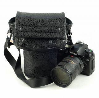 DSLR SLR Camera Pig Bag Shoulder Bag Insert Pouch Canon EOS Nikon Sony