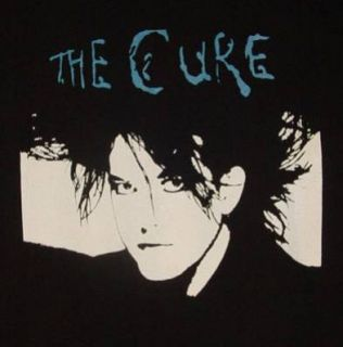 The Cure Boys DonT Cry Classic Band T Shirt L Robert Smith Emo Goth