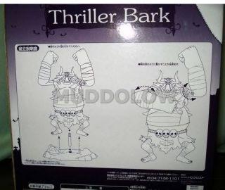 Banpresto DX Pop One Piece Thriller Bark oz Figure Doll P O P Prize