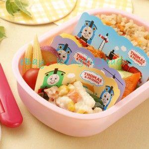Tank Engine Food Bento Divider Baran Plastic Paper Party Decor