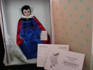 Madame Alexander Disney Snow White Evil Queen 42630