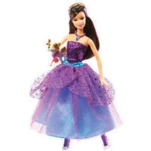 Alecia E La Magia Della Moda Barbie Mattel