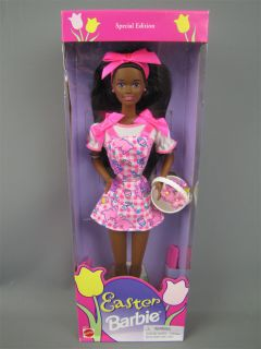 Special Edition Easter Barbie Doll 16317 by Mattel