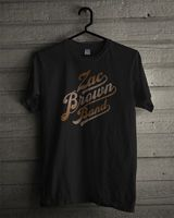 New Zac Brown Band Country Music T Shirt Tee Size L s to 3XL AV
