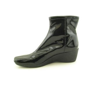 Bandolino Quintas Womens Sz 8 5 Black Boots Ankle Shoes