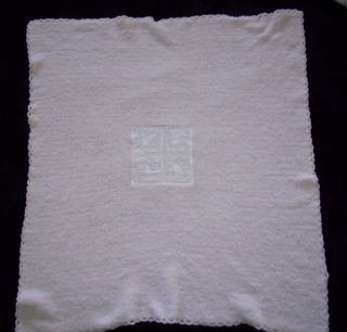 Barefoot Dreams Kashwere Pink Signature Baby Blanket Security Lovey