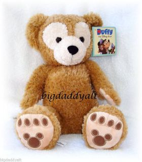 New Disney Duffy Bear Plush 17 inch Mickey Mouse Plush