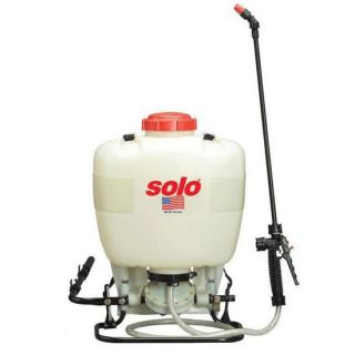 Solo 475 Backpack Diaphragm Pump Sprayer – Farm Lawn Garden