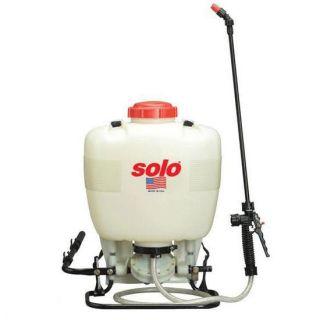 Solo 475 Backpack Diaphragm Pump Sprayer – Farm Lawn Garden