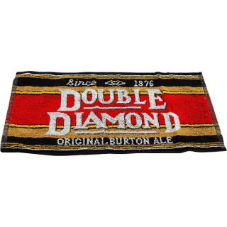 New Double Diamond Ale Branded Beer Home Bar Towel