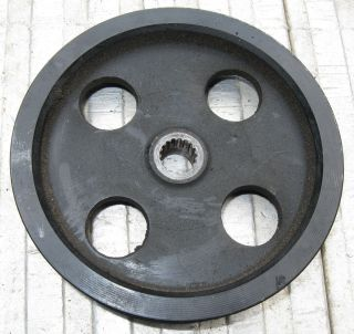 1995 96 97 98 99 00 Toyota Tacoma Power Steering Pump Pulley 3RZFE 4x4