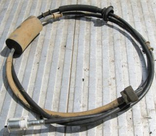 1989 90 91 95 Toyota Pickup Truck 4Runner Speedometer Cable 22RE 4x4