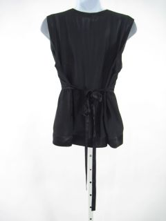 you are bidding on a new barbara bui silk sleeveless top shirt in a