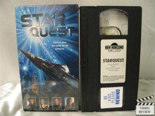 Star Quest VHS Steven Bauer Brenda Bakke 736991452336