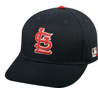 Cardinals ADULT MLB Cap (ROAD/NAVY) Adjustable Replica Baseball Hat
