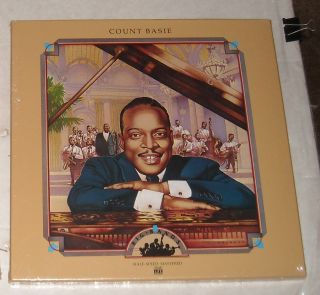 SEALED Time Life Big Bands Series Count Basie Boxed LP Set