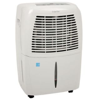 EdgeStar 70 Pint Basement Electronic Controls Energy Star Dehumidifier