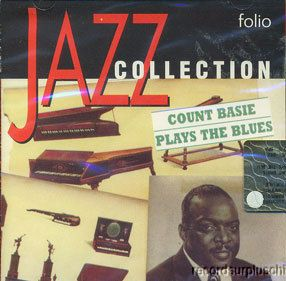 Count Basie Plays the Blues CD 18 Songs Big Band Swing Jazz NEW