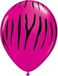 Monster High Party Latex Balloons 6 Ct Birthday Party Supplies 12