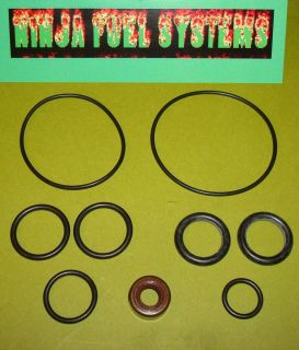 Barry Grant Fuel Pump Seal Kit BG Pumps 220 280 400