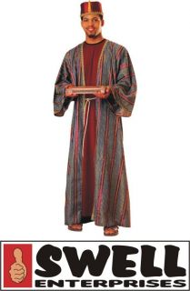 Christmas Balthazar Adult Costume 3 Three Wise Men Made in The U s A