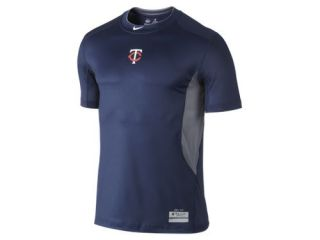 . Nike Pro Combat Hypercool 1.2 Compression (MLB Twins) Mens Shirt