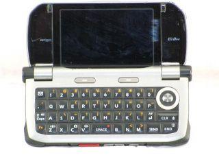 Brigade C741 Black Rugged Verizon Smartphone Flip Cell Phone
