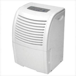 Haier Refurbished 65 Pint Basement Dehumidifier White Great Condition