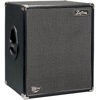 Kustom DE115NEO Deep End 1 x 15 Bass Guitar Amp Speaker Cabinet 250