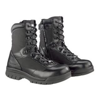Mens Bates 8 St Sz Black Boots US Military Army Combat SWAT Tactical