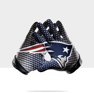 Nike Vapor Jet 2.0 (NFL Patriots) Mens Football Gloves