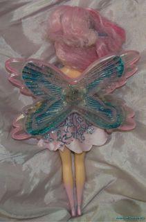 Mattel 2006 Barbie Fairytopia Mermaidia Glitter Swirl Fairy Doll
