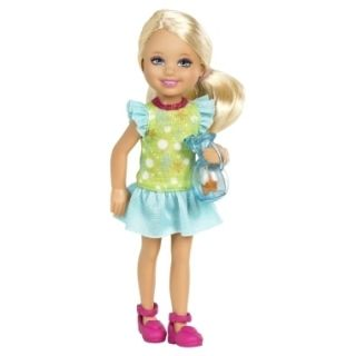 Barbie Kelly Doll Chelsea with Pet Goldfish New