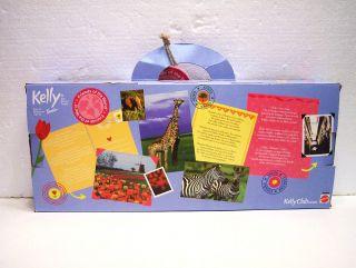 of The World Spain Holland Kenya 2002 Mattel Barbie Toy New