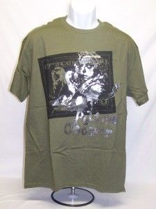 Alice Cooper Certificate of Insanity T Shirt Many Sizes