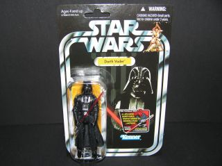 Star Wars Darth Vader The Vintage Collection VC93 TVC Hasbro SEALED BW
