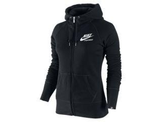 Nike AW77 Team Full Zip Womens Hoodie 376881_010
