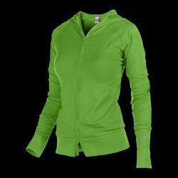 Nike Dri FIT Sporty Seamless Womens Jacket