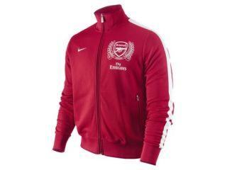 Arsenal Football Club N98 Authentic Mens Football Track Jacket