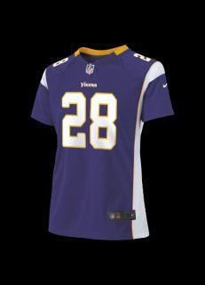 NFL Minnesota Vikings (Adrian Peterson) Girls Football