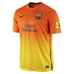13 fc barcelona replica short sleeve men s soccer jersey $ 85 00 0