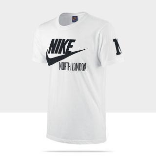 T shirt Nike Track & Field Logo (North)   Uomo