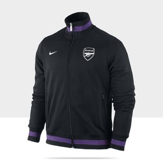 Arsenal Football Club Authentic N98 Mens Football Track Jacket
