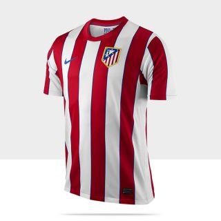 2011/12 Club Atlético de Madrid Männer Fußball Heimtrikot
