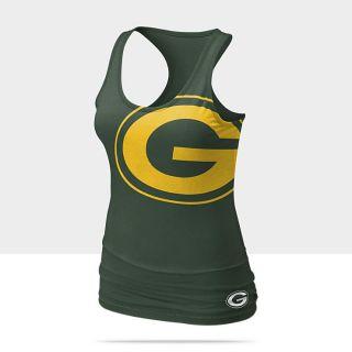 Nike Big Logo Tri Blend NFL Packers Womens Tank Top 472004_323_A